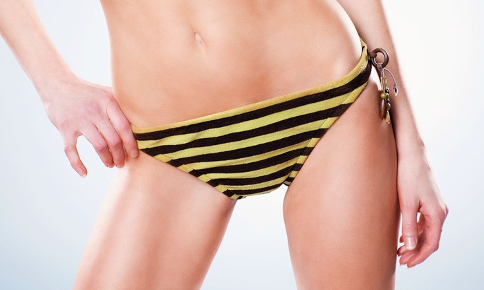 Angela Reich at Utopia Bodyworks  - Utopia Bodyworks: $35 for Two Basic Bikini Sugaring Treatments from Angela Reich at Utopia Bodyworks ($80 Value)