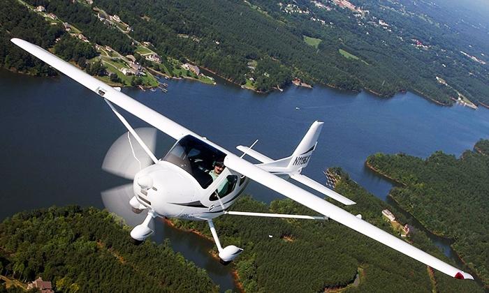 Pilota per un giorno - Più sedi: Esperienza di volo con prova di pilotaggio a 99,90 €