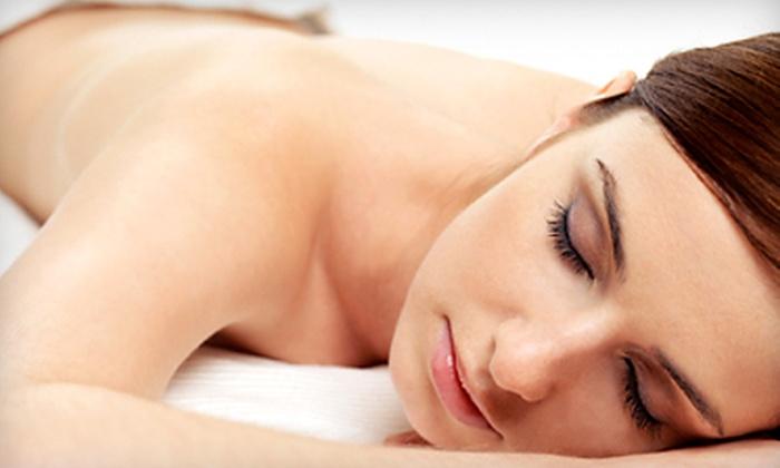 Aqua Desert Spa & Wellness - The Lakes/Country Club: 60-Minute Swedish Massage with Optional Detox Body Wrap at Aqua Desert Spa & Wellness (51% Off)