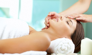 Vickmay Skin &  Med Body Spa: Deep-Tissue Massage, French Signature Facial, or Both at Vickmay Skin & Med Body Spa (Up to 50% Off)