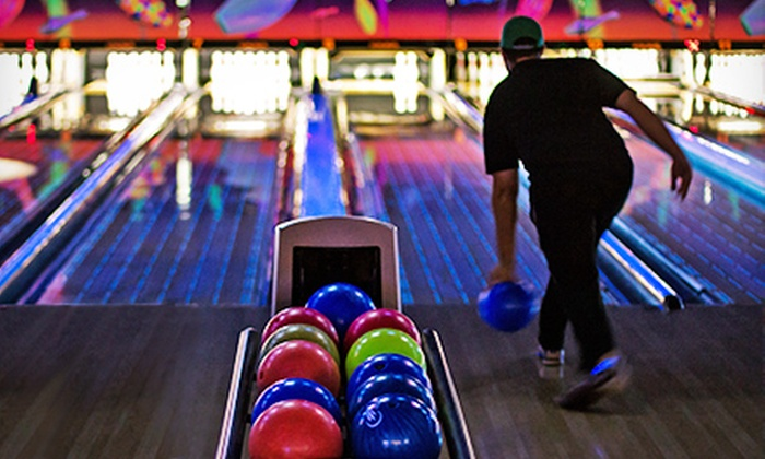 Xcalibur Bowling - Whalley: Two Hours of Bowling for 5 or 10 with Shoe Rental and Food Credit at Xcalibur Bowling Centre (Up to 76% Off)