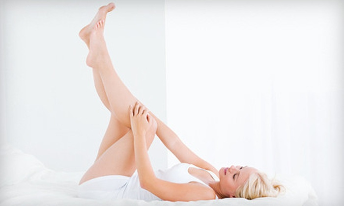 New Image Medical Spa - Fremont: Six Laser Hair-Removal Treatments on a Small, Medium, or Large Area at New Image Medical Spa (Up to 77% Off)