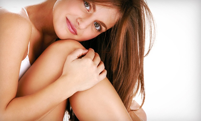 Organic Permanent Makeup - Bel Air: Six Laser Hair-Removal Treatments on a Small, Medium, or Large Area at Organic Permanent Makeup (Up to 73% Off)