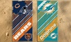 Northwest NFL Beach Towel: Northwest NFL Beach Towel. Multiple Teams Available.