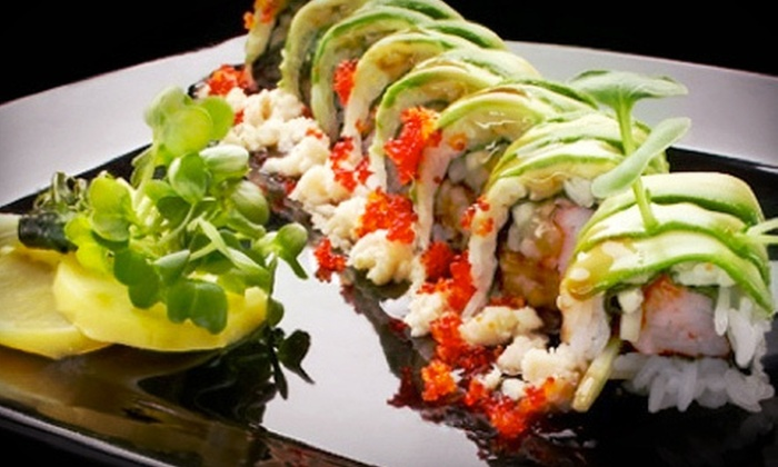 Michi Sushi - Campbell: $30 for $60 Worth of Sushi and Drinks at Michi Sushi