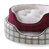 Up to 52% Off a FurHaven Plaid Pet Lounger