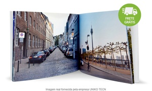 UNIKO TECN: Uniko: Photobook Soft pequeno ou pocket