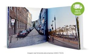 UNIKO TECN: Uniko: Photobook Soft pequeno ou pocket