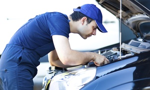 AME Automotive: Major Car Service with a Caltex Fuel Card - One ($69) or Two Services ($99) at AME Automotive (Up to $700 Value)