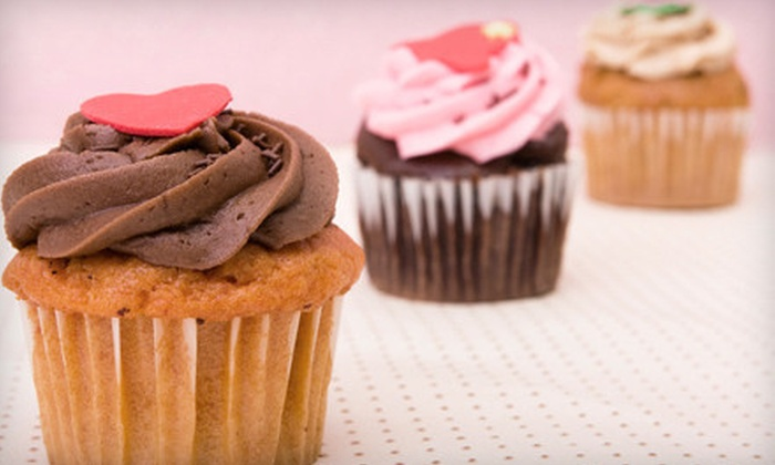 The Chocolate Thimble - Perry: $15 for $30 Worth of Candies and Sweets or Two Dozen Cupcakes at Chocolate Thimble