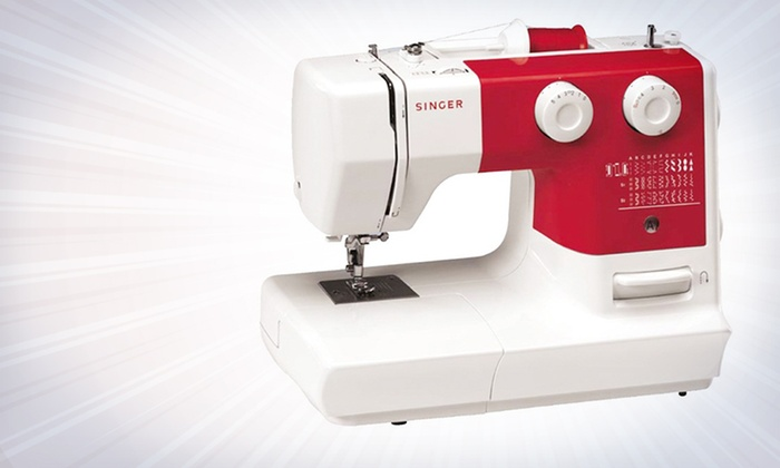 Singer 1748 32-Stitch Sewing Machine: $109.99 for a Singer 1748 32-Stitch Sewing Machine ($225.99 List Price). Free Shipping and Returns.
