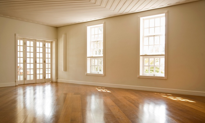 LBD Wood Floors - Pittsburgh: Classic Wood Floor Refinishing from LBD Wood Floors (Up to 56% Off)