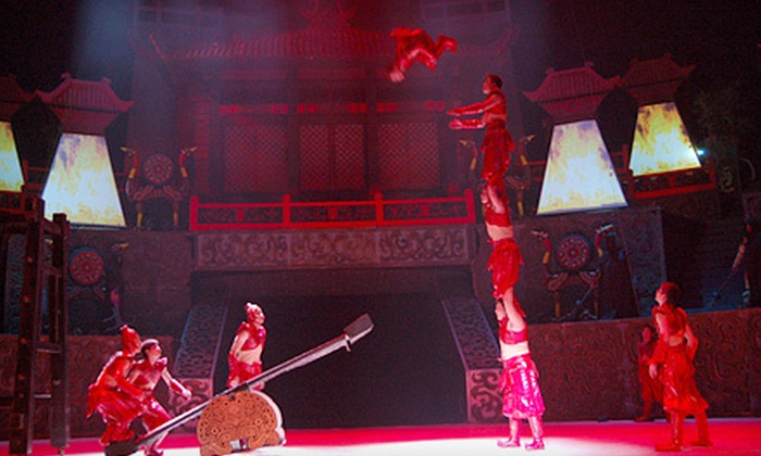 Santa Fe Concert Association Presents Cirque Chinois - Downtown Santa Fe: Cirque Chinois Performance at The Lensic Performing Arts Center on October 4 at 7:30 p.m. (55% Off)