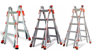 Little Giant Multi Purpose Ladders with 300lb Capacity