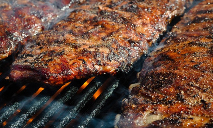 RG's BBQ Cafe - North Laurel: $10 for $20 Worth of Barbecue at RG's BBQ Cafe