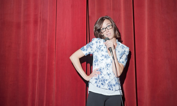 Tampa Improv - Tampa Improv: Standup Comedy for Two or Four at Tampa Improv Through October 4 (Up to 80% Off)
