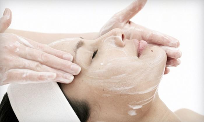 CW Salon & Spa - Eaton Rapids: Massage, Mani-Pedi, or Facial with Optional Mani-Pedi at CW Salon & Spa in Eaton Rapids (Up to 54% Off)