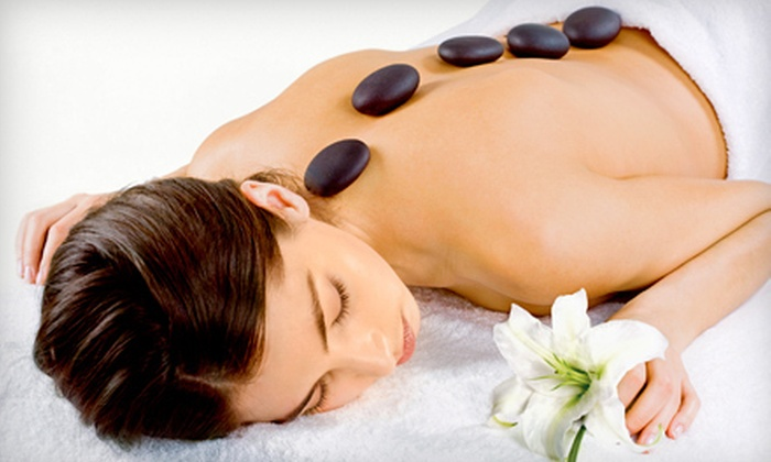 Bahn Sabai - Los Feliz: Hot-Stone Massage for One or Two, or Spa Package with Massage and Facial for One at Bahn Sabai (Up to 68% Off)