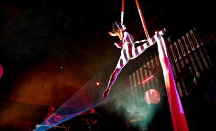 Three Beginner Aerial Classes and Lifetime Membership for One or Two at Emerald City Trapeze Arts (Up to 53% Off)