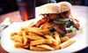 Up to 56% Off a Pub Meal at Jasper Brewing Company