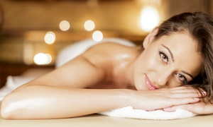 Ashleys Beauty Salon: Massage, Facial, Manicure and Pedicure (£19) Plus Brow Wax or Thread (£24) at Ashley's Beauty Salon