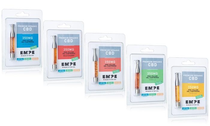Up To 64% Off on CBD Vape Cartridge   Groupon Goods