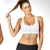 Marika 2-Pack of Zip-Front Sports Bras