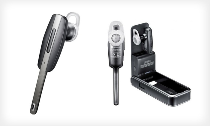 Samsung Bluetooth Headset Groupon Goods
