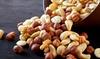 Maak je eigen noten-, chocolade of gedroogf fruitmix van 1 kg