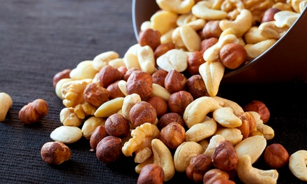 $12 for $25 Worth of Specialty Nuts from Weight-Loss Nut Mix. Two Options Available.