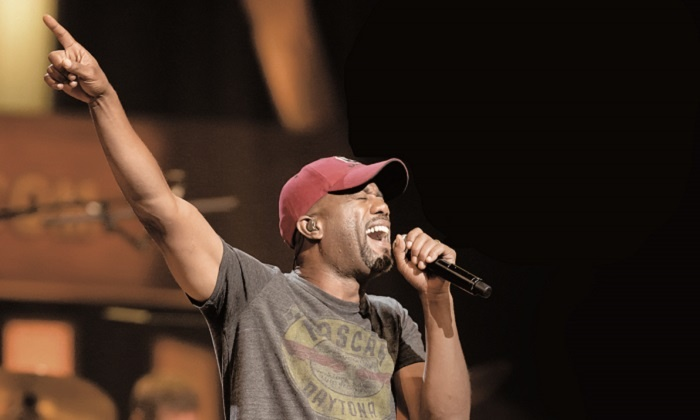 WMZQ Fall Fest - Jiffy Lube Live: WMZQ Fall Fest with Darius Rucker, David Nail & More at Jiffy Lube Live on Saturday, October 4 (Up to 58% Off)