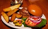 Deer Lodge - Meiners Oaks: Farm-to-Table Burger for One or Two or Mac and Cheese for One at Ojai Deer Lodge (Up to 45% Off)