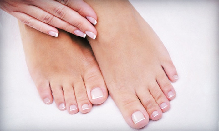 The Laser Nail Clinic - West Salem: $395 for Laser Nail-Fungus Removal on Both Feet or Hands at The Laser Nail Clinic ($995 Value)