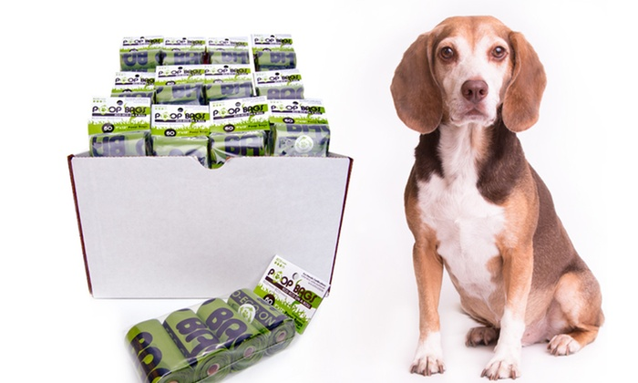 Annual Supply of Eco Poop Bags: Annual Supply of Eco Poop Bags for Dogs. Free Shipping and Returns.