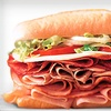 Up to 46% Off at Blimpie America's Sub Shop