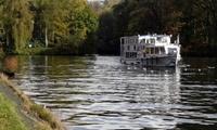 Vaart met pannenkoeken of lunch of Aquafun vanaf € 9,99 met de Zander over de Kempense Meren