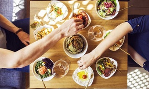 Syriana: Savoureux menu Libano-Syrien pour 2 ou 4 personnes dès 24.99€ au restaurant Syriana
