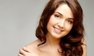 Beauty Garden at the Courtyard Salon: Cut, Deep Condition, Blow-Dry Style, and Optional Highlights at Beauty Garden at the Courtyard Salon (Up to 65% Off)