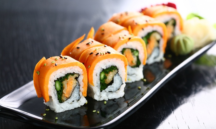 Ru San's - Downtown Nashville: Japanese Cuisine at Ru San's (Up to 43% Off). Four Options Available.