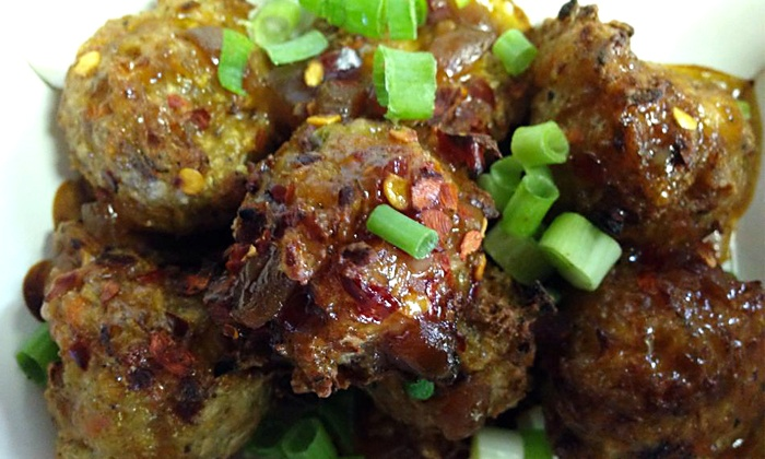 Bombay Food Junkies - Multiple Locations: $12 for Four Groupons, Each Good for $5 Worth of Indian Street Food at Bombay Food Junkies ($20 Value)