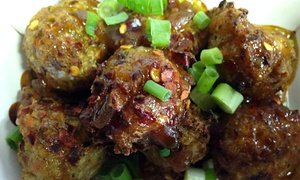 Bombay Food Junkies: $12 for Four Groupons, Each Good for $5 Worth of Indian Street Food at Bombay Food Junkies ($20 Value)