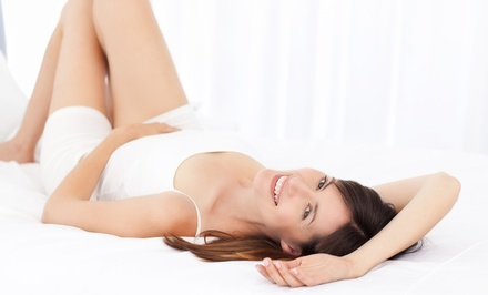 Three Laser-Hair Removal Sessions on a Small or Medium Area at Reneu Women's Health & MediSpa (Up to 80% Off)