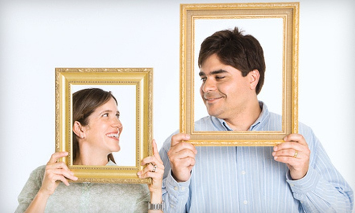 Frame 2000 and Frames Galore - Multiple Locations: Custom Framing, Art Pieces, or Large-Format Printing at Frame 2000 and Frames Galore (61% Off). Four Options Available.