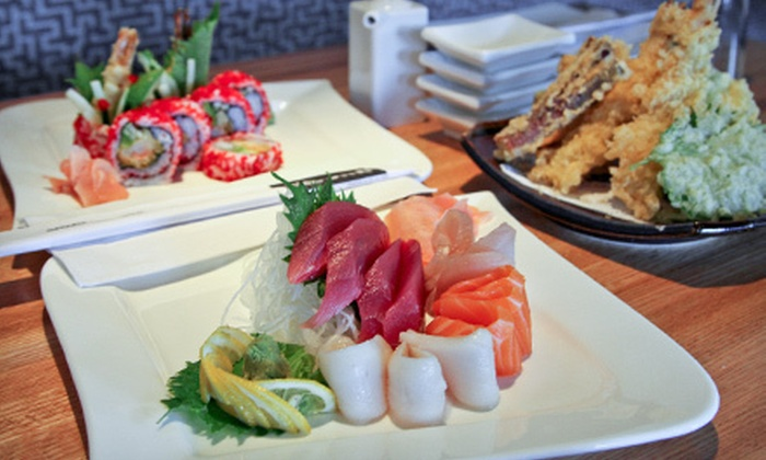 Umi Japanese Restaurant Chicago - Northwest Side: $20 for $40 Worth of Japanese Fare and Drinks at Umi Japanese Restaurant