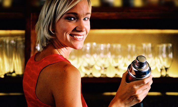 Bartending and Casino School - Denver: One-Week, Two-Week or Two-Weekend Course at Bartending and Casino School (Up to 75% Off)