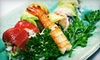 Sushi Hayashi - Town N County Park: $20 for $40 Worth of Sushi and Drinks Hayashi
