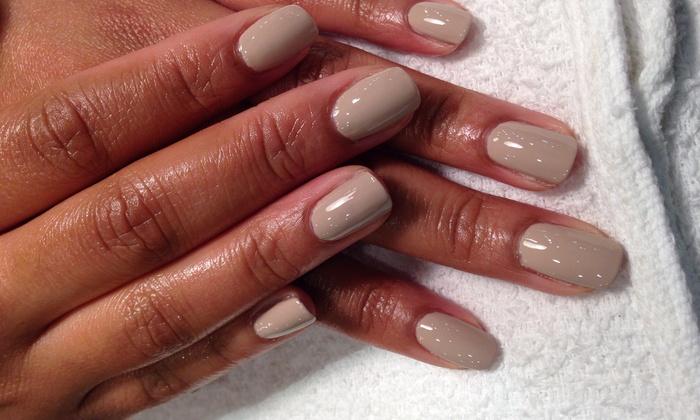Pink & White Salon - Southfield: A Spa Manicure and Pedicure from Pink & White Salon (56% Off)