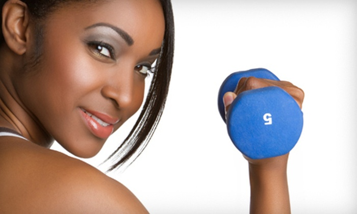 Curves - Multiple Locations: $15 for a One-Month Membership at Curves ($49 Value)