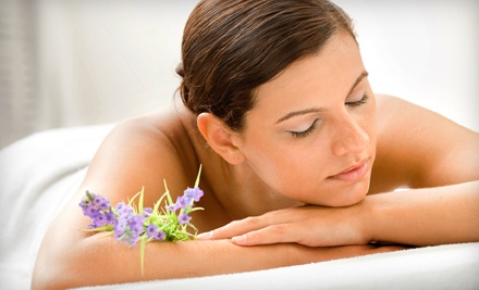 One 30-Minute Deep Tissue Massage with Eminence Organic Hand Scrub (a $57 Value) - The Spa at Park Lane in Buffalo