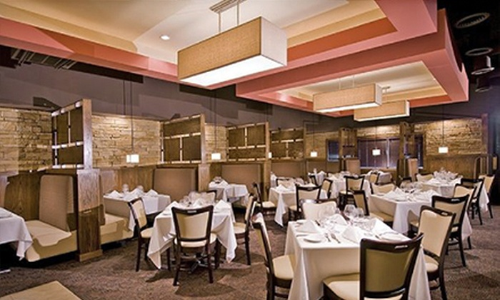 India West by Ross Duggal - Village On The Parkway: Lunch for Two, or Dinner Cuisine at India West by Ross Duggal (Up to Half Off). Three Options Available.